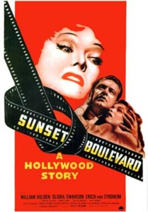SunsetBoulevardfilmposter