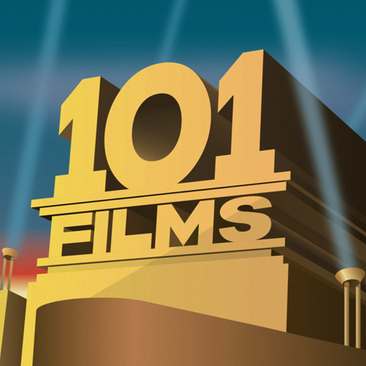 Podcast – 101 Films You Should Have Seen Logo